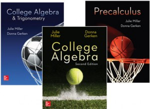 Precalc Series Covers
